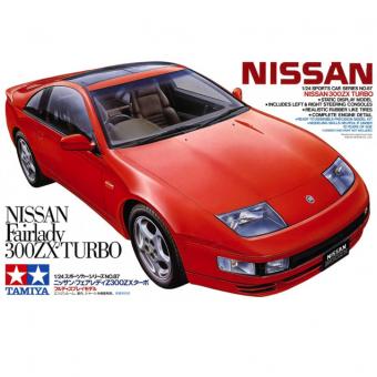 Nissan Fairlady  300ZX Turbo 1:24