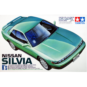 Nissan Silvia K's 1:24
