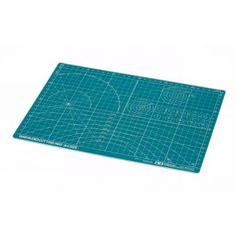 Пластик А4 для моделирования (зеленый)