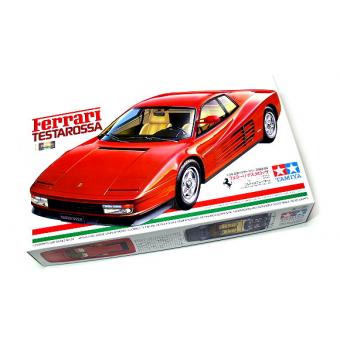 Ferrari Testarossa 1:24