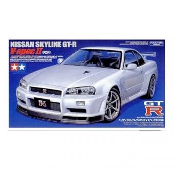 Nissan Skyline GT-R V spec II 1:24