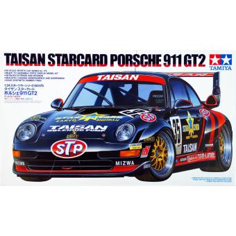 Taisan Porsche 911 GT2 1:24