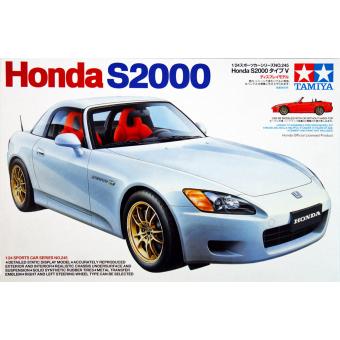 Honda S2000 (2001 Version) 1:24