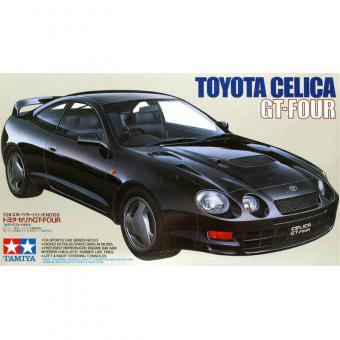 Тоyota Celica GT-Four 1:24