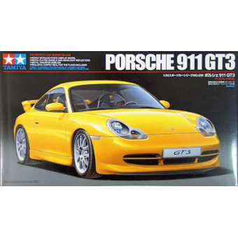 Porsche 911 GT3 1:24