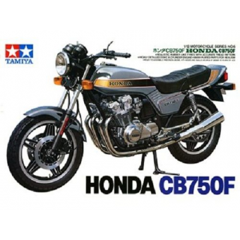 Honda CB750F 1:12