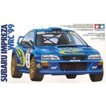 Subaru Impreza WRC'99 1:24