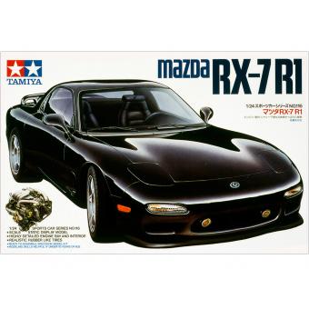 Mazda RX-7 R1 1:24