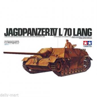 Jagdpanzer IV Lang 1:35