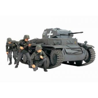 Танк Pz.Kpfw. Ausf.C Poland 1:35