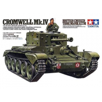 Танк Кромвель Mk.VIII 1:35