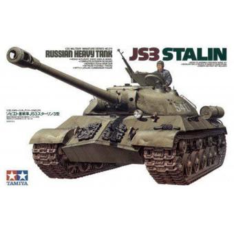 Танк ИС-3 Сталин 1:35