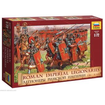Легионеры Римской империи (I-II века Н.Э) 1:72