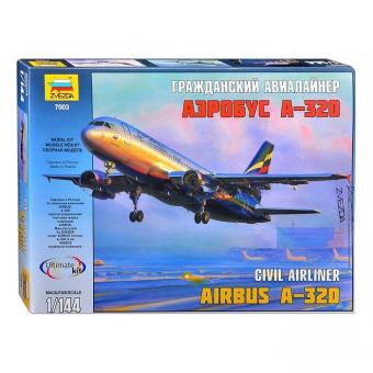 Аэробус А-320 1:144