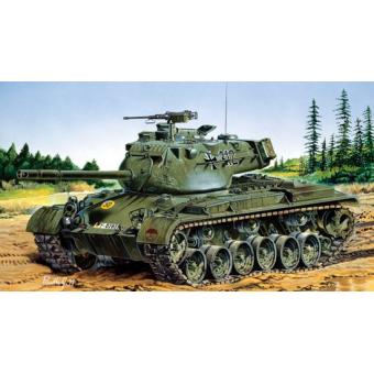 Танк M47 Паттон 1:35