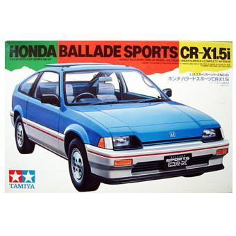 Honda Ballade Sports 1:24