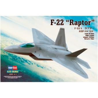 F-22 Raptor 1:72