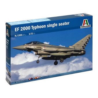 EuroFighter 2000 Typhoon 1:72