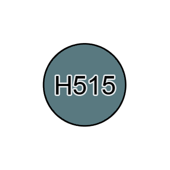 Краска H515 10мл FADED GREY WWII GERMAN TANK