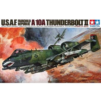 A-10A THUNDERBOLT II 1:48