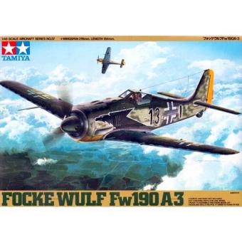 FOCKE-WULF Fw190 A-3 1:48
