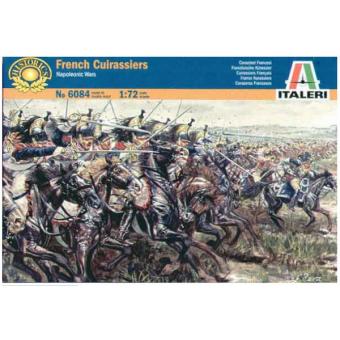 Наполеоновские войны - Французские кирасиры 1:72