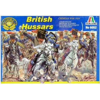 Британские гуссары (Крымская война) 1:72