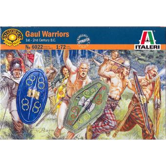 Солдаты GAULS WARRIORS (I-II CENTURY B.C.) 1:72