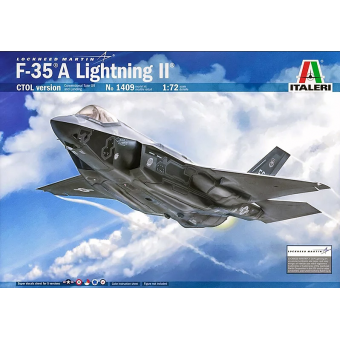 F-35 A Lightning II 1:72