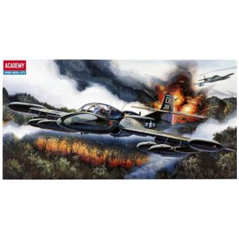 A-37B Dragon Fly 1:72