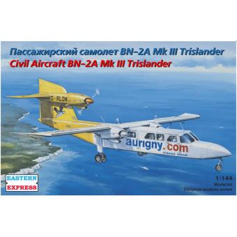 BN-2A Trislander Aurigry Air Services 1:144