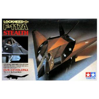 F-117A Stealth 1:72