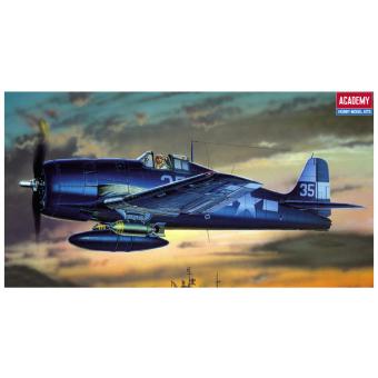 Самолёт F6F-3/5 HELLCAT 1:72