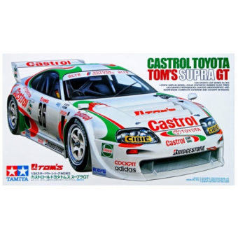 Castrol Toyota Tom's Supra GT 1:24