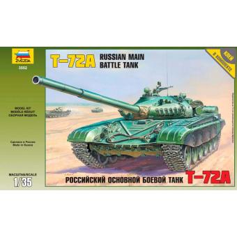 Танк Т-72 А 1:35