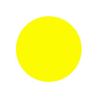Краска желтая для моделей Акрил-16 Zvezda