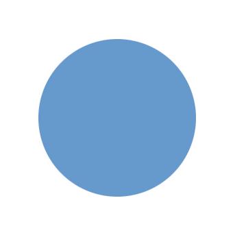 Краска серо-голубая для моделей Акрил-02 Zvezda