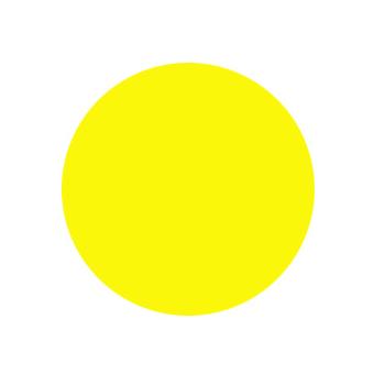 Краска лимонная для моделей Акрил-43 Zvezda