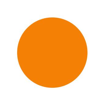 Краска оранжевая для моделей Акрил-33 Zvezda