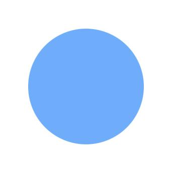 Краска голубая-авиа для моделей Акрил-23 Zvezda