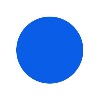 Краска синяя для моделей Акрил-58 Zvezda