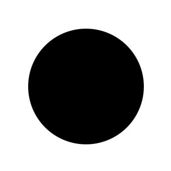 Краска черная для моделей Акрил-20 Zvezda