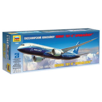 Боинг-787-8 Дримлайнер 1:144
