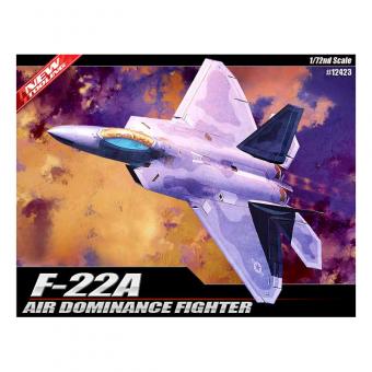 Самолёт F-22 Raptor 1:72