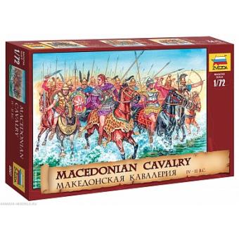 Македонская кавалерия 1:72