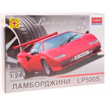 Автомобиль Lamborghini Countach LP500S 1:24