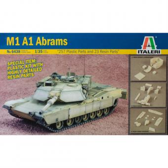 Танк M1 A1 ABRAMS 1:35