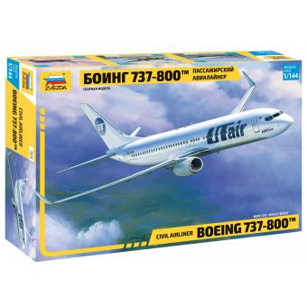 Боинг 737-800 1:144