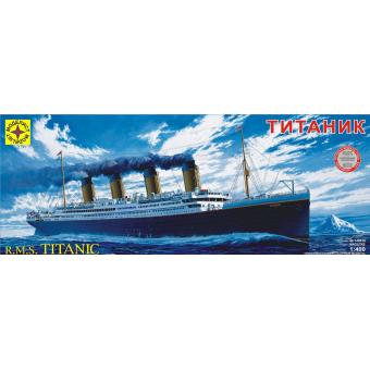 Лайнер Титаник 1:400