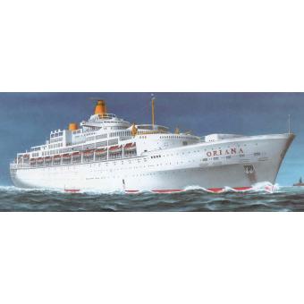 Пассажирский лайнер Ориана 1:500